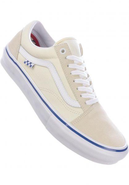 Vans Alle Schuhe Skate Old Skool offwhite vorderansicht 0604963
