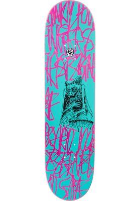 Primitive Skateboards Franky Villani Four Fingers