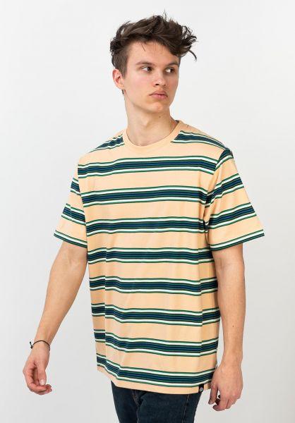 Dickies T-Shirts Lithia Springs peachbrulee vorderansicht 0321326