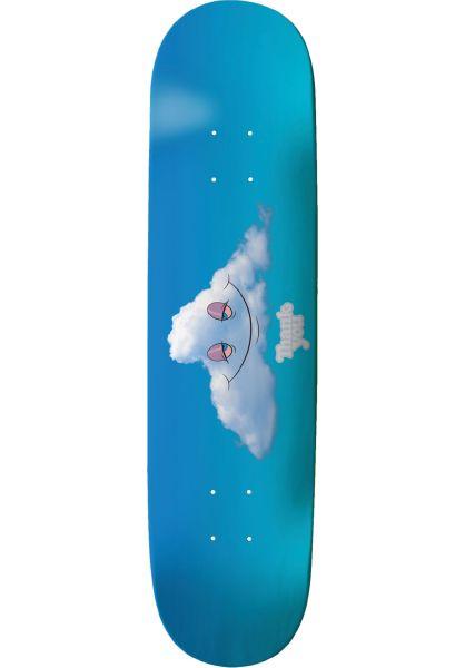 Thank You Skateboards Skateboard Decks Head In The Clouds blue vorderansicht 0260984