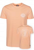 Homeboy T-Shirts Hans dem Skater apricot Vorderansicht
