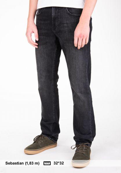 Reell Jeans Trigger 2 blackwash Vorderansicht 0269034
