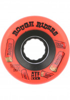 Bones Wheels Rollen ATF Rough Riders Shotgun 80A red Vorderansicht