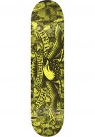 Anti-Hero Skateboard Decks Fan Club yellow Vorderansicht