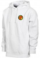 OJ Wheels Hoodies Elites white Vorderansicht