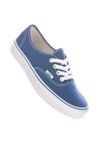41a79bbde7 Vans Alle Schuhe Authentic Classic navy vorderansicht 0611322