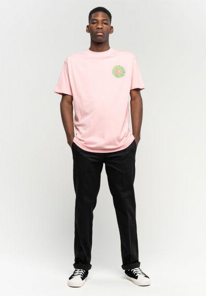 Santa-Cruz T-Shirts Slimeballs pink vorderansicht 0396107