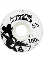 TITUS Rollen BONES-100's-Collabo-Claws-we white Vorderansicht