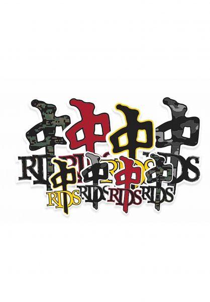 Red-Dragon Verschiedenes OG Sticker assorted vorderansicht 0972756
