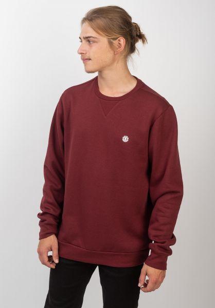 Element Sweatshirts und Pullover Cornell port vorderansicht 0421162
