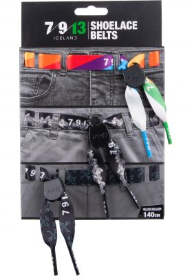 7/9/13 Halldor Helgason Shoelacebelts Package