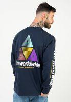 huf-longsleeves-prism-logo-frenchnavy-vorderansicht-0383842