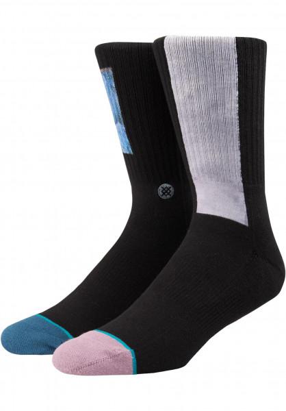 Stance Socken Memory black Vorderansicht