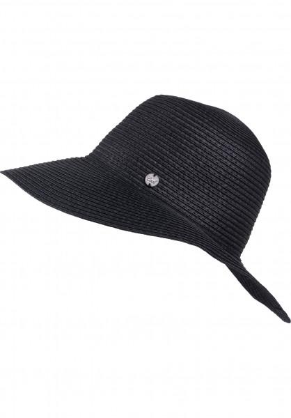 coal Hüte The Charlotte black Vorderansicht