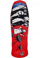 Schmitt-Stix Skateboard Decks Joe Lopes BBQ Stains red Vorderansicht