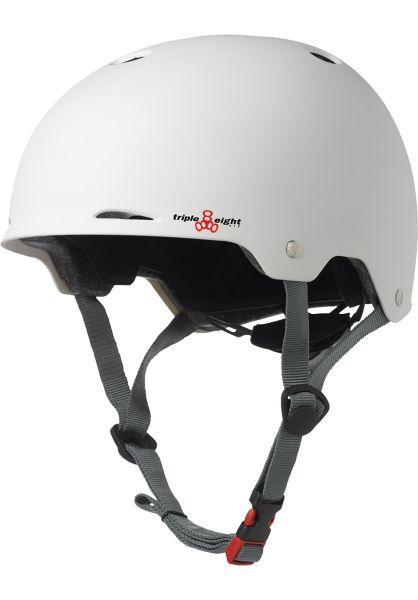 Triple Eight Helme Gotham Mips white vorderansicht 0750148