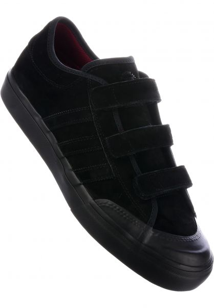 1dbb0a499a9b adidas-skateboarding Alle Schuhe Matchcourt CF coreblack-coreblack  Vorderansicht
