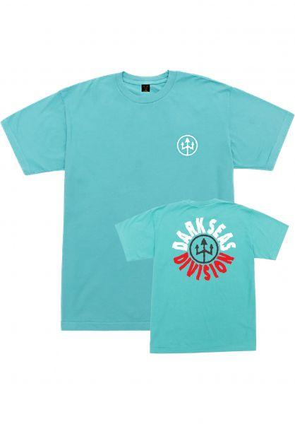Dark Seas T-Shirts Mind Bender aquasea vorderansicht 0323121