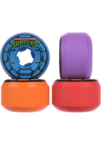 Santa-Cruz Rollen TMNT Variety Pack Slime Balls Vomit Mini 97a multicolored vorderansicht 0134439