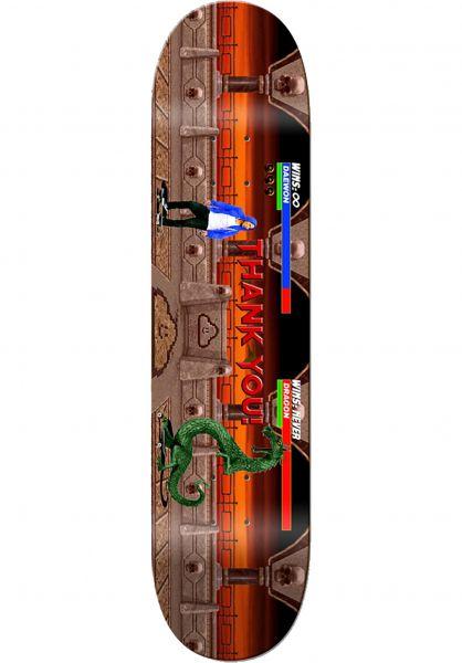 Thank You Skateboards Skateboard Decks Deawon Kombat multicolor vorderansicht 0261688