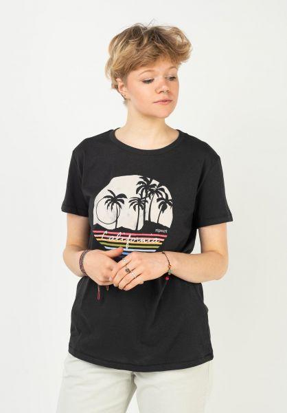 Rip Curl T-Shirts Cali Coasting washedblack vorderansicht 0322900