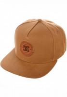 DC Shoes Caps Proceeder wheat-brown Vorderansicht