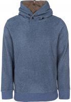 Ragwear Hoodies Chelsea Fleece blue vorderansicht 0445043