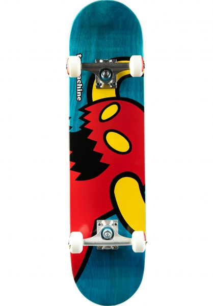 Toy-Machine Skateboard komplett Vice Monster natural vorderansicht 0160772