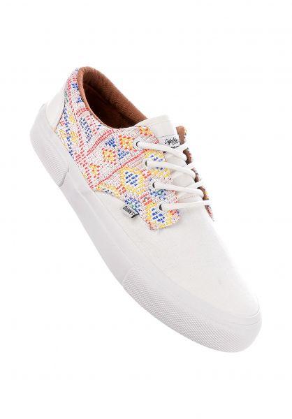 Djinns Alle Schuhe Nice white-multi Vorderansicht
