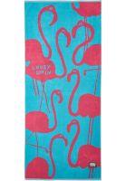 lousy-livin-verschiedenes-lousy-towel-flamingos-turquoise-vorderansicht-0972830