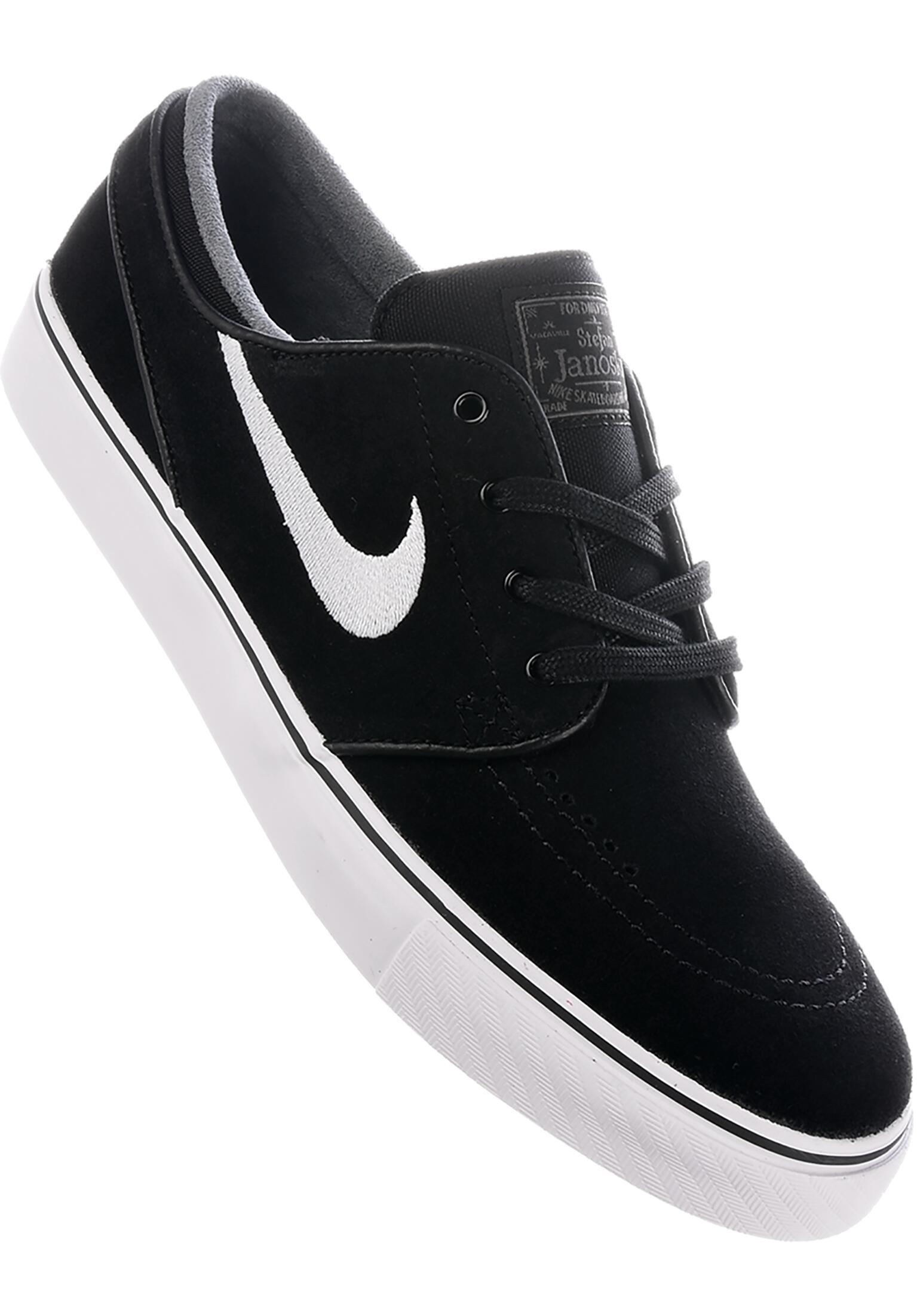 93f1fb0d9c4 Zoom Stefan Janoski Nike SB Alle Schuhe in black-white-thundergrey für  Herren