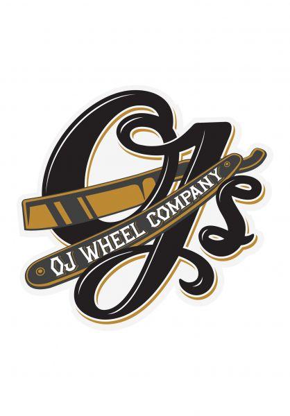 """OJ Wheels Verschiedenes OJ Classic 3"""" gold vorderansicht 0972853"""