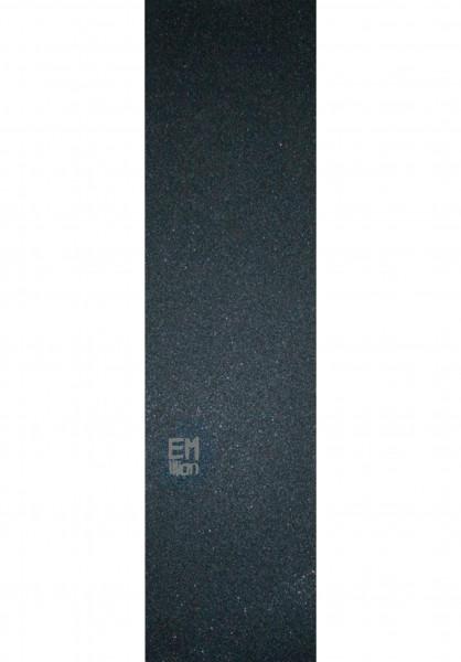 EMillion Griptape Small-Logo black-grey Vorderansicht