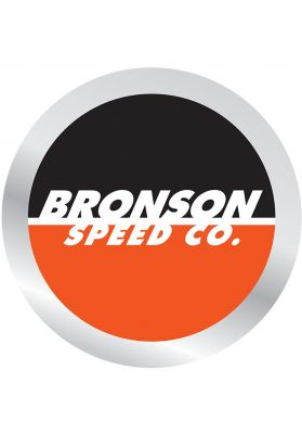 Bronson Speed Co. Spot Logo Decal