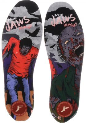 Footprint Insoles Kingfoam Elite Jaws Zombie Small