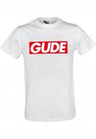 GUDE-T-Shirts-Schranke-white-Vorderansicht