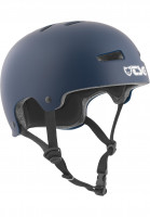 TSG Helme Evolution Solid Colors satin blue Vorderansicht