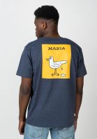 makia-t-shirts-leisure-blue-vorderansicht-0321420