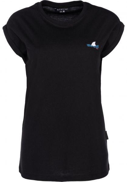 Ezekiel T-Shirts Mackie black vorderansicht 0398626
