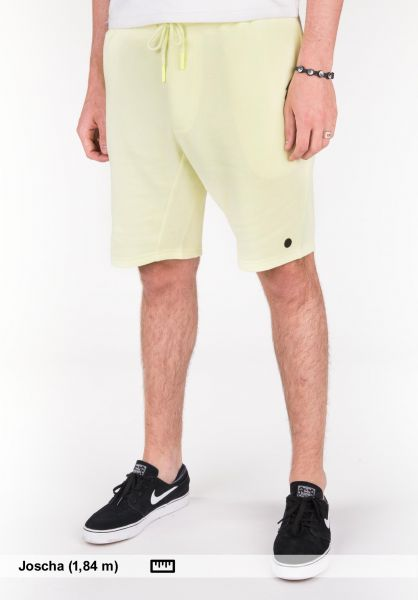 Neff Shorts Flow lemonade Vorderansicht