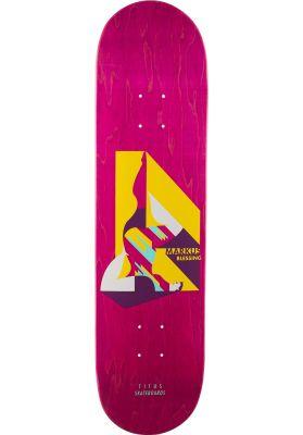 TITUS Skateboard Decks Aerobic Blessing