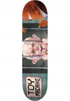Toy-Machine Skateboard Decks Don's Dynasty Series Provost Vorderansicht