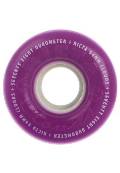 Ricta Rollen Clouds 78A purple vorderansicht 0133055