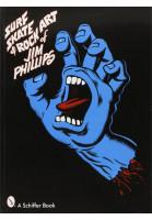 Santa-Cruz-Verschiedenes-The-Art-Of-Jim-Phillips-Softcover-multicolored-Vorderansicht