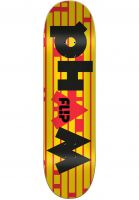 flip-skateboard-decks-pham-glitch-yellow-vorderansicht-0265338