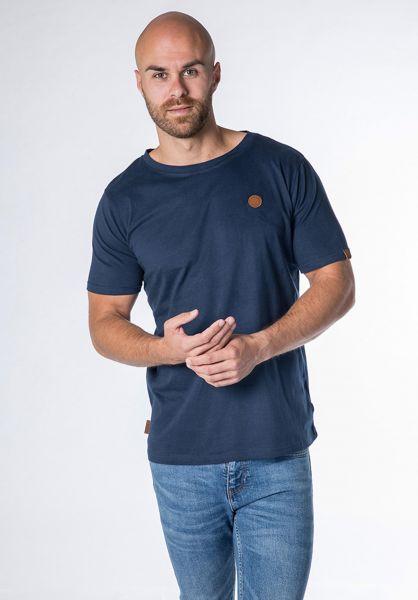 alife and kickin T-Shirts Maddox marine vorderansicht 0320764
