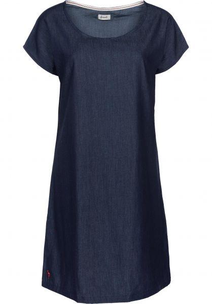 Forvert Kleider Primula indigo Vorderansicht