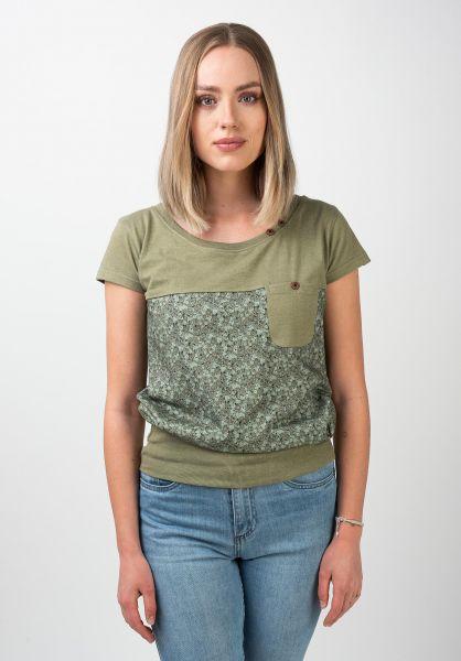 alife and kickin T-Shirts Cora dust 120 vorderansicht 0320756