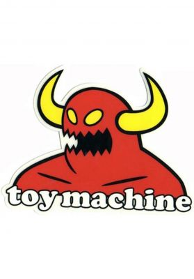 Toy-Machine Monster Sticker