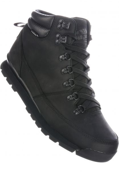 The North Face Alle Schuhe Back to Berkeley Redux black-black vorderansicht 0604722